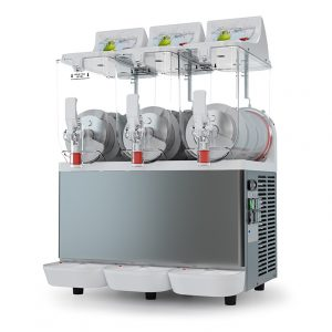 Sencotel Triple Unbranded Slush Machine