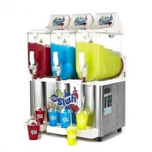 Triple Slush Machine