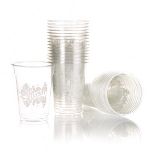 9oz Branded Cups