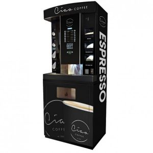Ciao Coffee To Go Serving Station