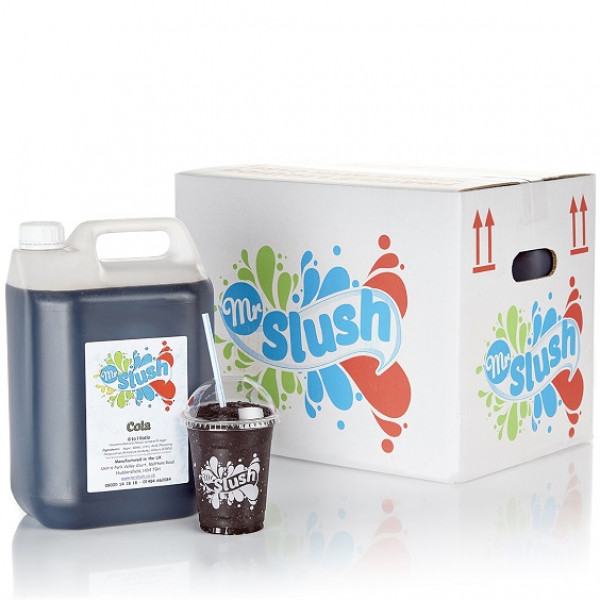 Cola Syrup 4x5L