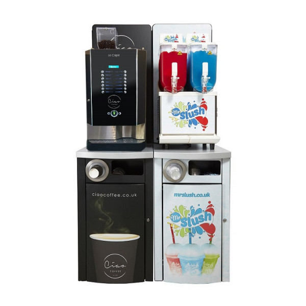 Combi Slush Coffee Station VS5