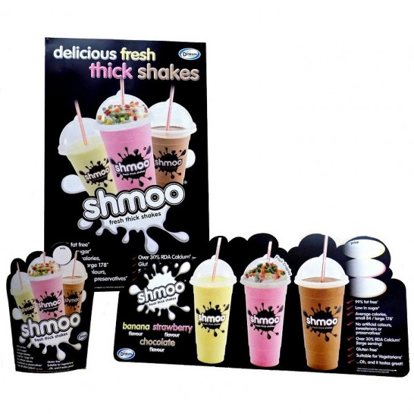 Shmoo Milkshake Starter Park