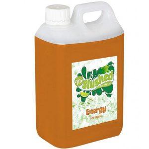 Energy Slush Syrup 4x5L