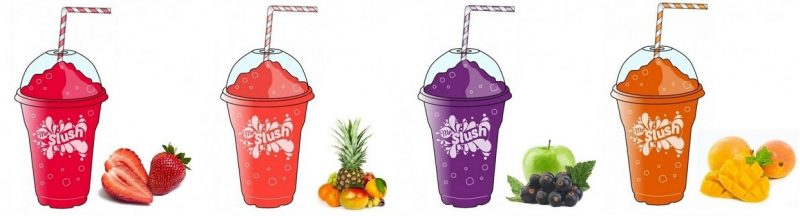 99% Mr Slush Syrups