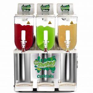 Slush Cocktail Machine Triple