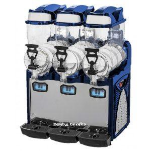 Italian Slush Machine Blue 30L