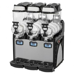 Italian Slush Machine Black 30L