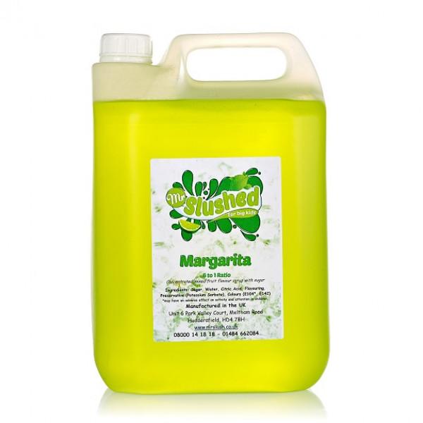 Margarita Slush Syrup 4x5L