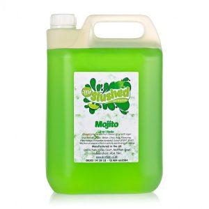 Mojito Slush Syrup 4x5L