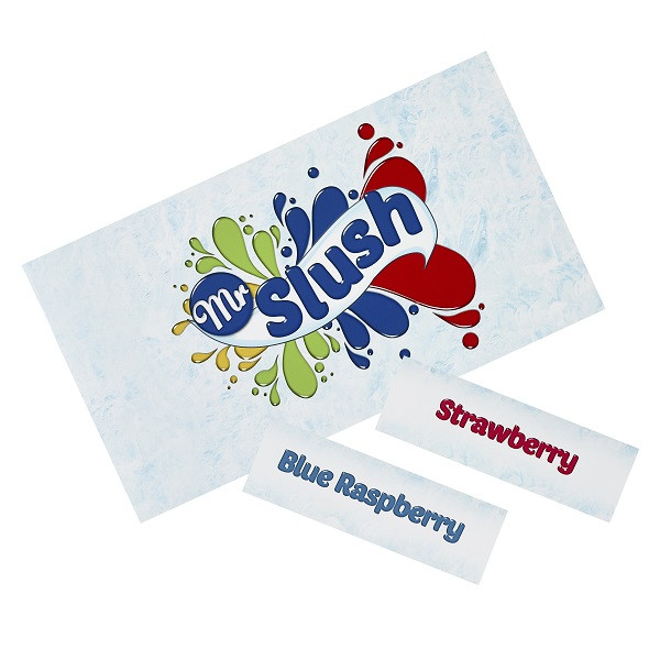 Mr Sluck Magnetic Branding Kit