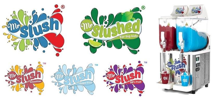mr slush logos