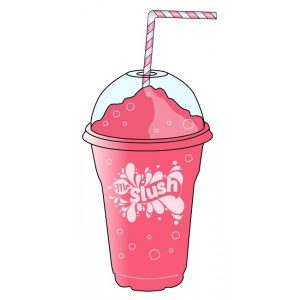 Pink Bubblegum Syrup