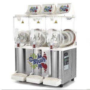 Sencotel Slush Machine 30L Clear