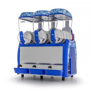 Sencotel Granisun Triple Slush Machine