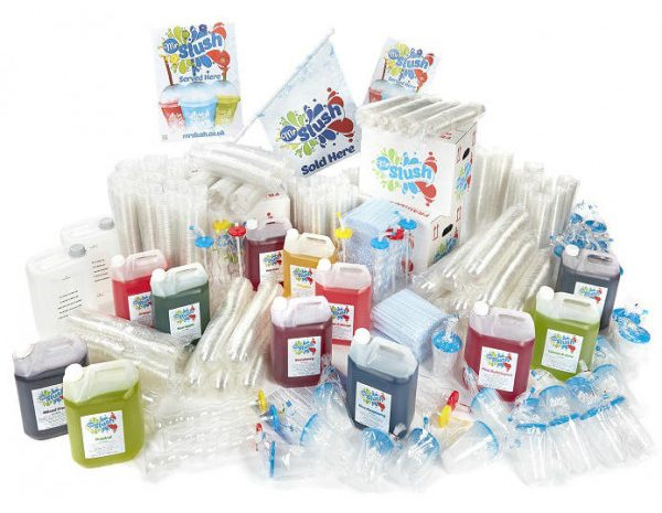 Mr Slush 2,000 Drinks Bundle