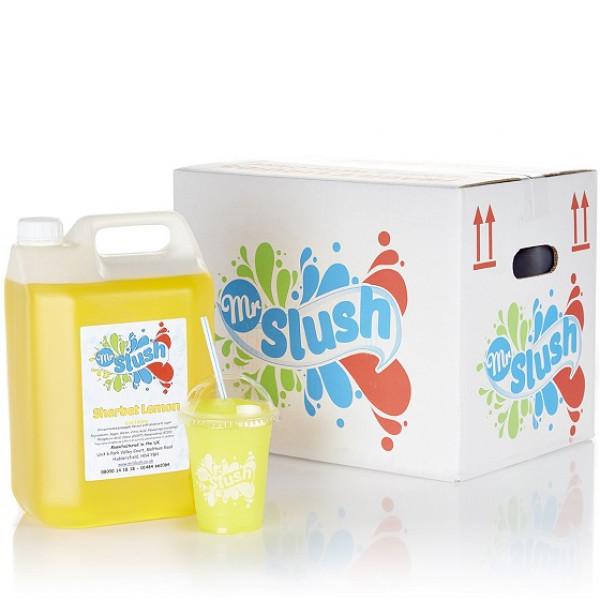Sherbet Lemon Syrup 4x5L