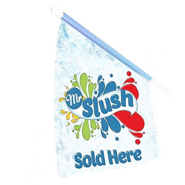 Mr Slush Flag
