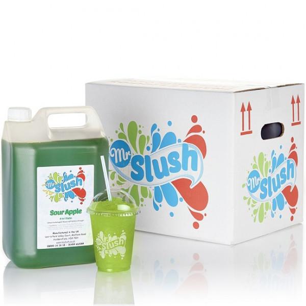 Sour Apple Syrup 4x5L