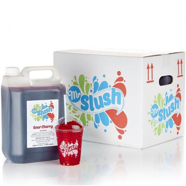 Sour Cherry Syrup 4x5L
