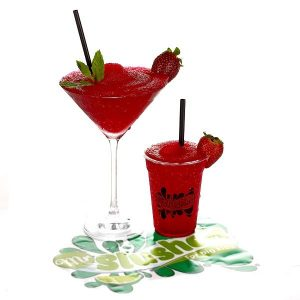Strawberry Daiquiri Cocktail Slush Syrup