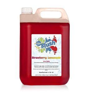 Strawberry Lemonade Syrup