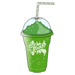 Tropical Slush Drink