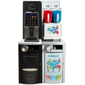 VS1 Coffee Slush Combi