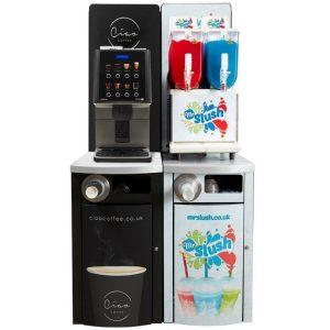 VS1 Coffee Slush Combi