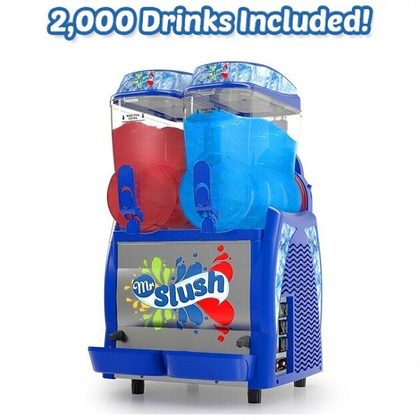 Slush machine Bundle Deal Granisun