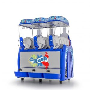 Commercial Slush Machine Granisun Triple