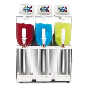 Slush Machine used