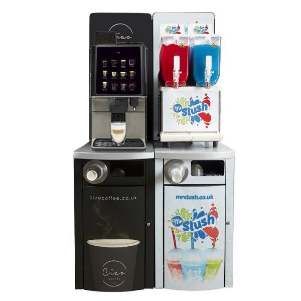 Slush Coffee Machine Combi VX1