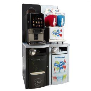 VX1 Slush Coffee Combi